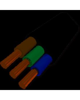 Кабель ВВГ-Пнг 3х1,5 ЗЗЦМ
