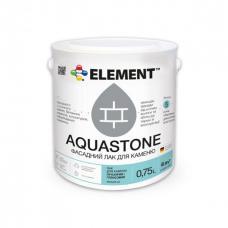 Фасадный лак для камня Element Aquastone  0,75л