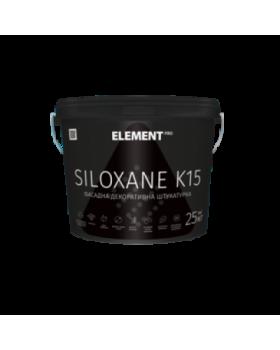 Штукатурка силоксановая Element PRO Siloxane  K15 барашек (25 кг) 1,5 мм