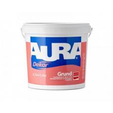 Грунтовка адгезионная AURA Dekor Grunt 2.5 л