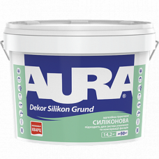 Грунтовка AURA Dekor Silikon Grund 10 л