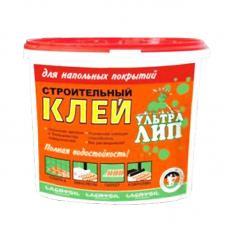 """Клей строительный для напольных покрытий """"Ультра Лип"""" (3 кг)"""
