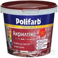 Краска Акрилтикс Polifarb, 7кг