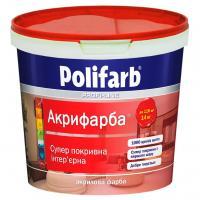 Акрикраска Polifarb, 1,4кг