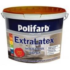 Акриловая краска ЭкстраЛатекс Polifarb, 14кг