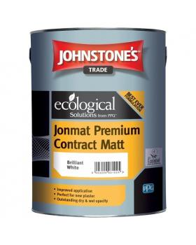Краска водоэмульсионная Johnstones Jonmat Premium Contract Matt 10 л