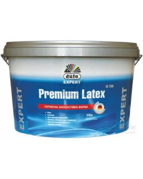 Краска латексная Dufa Premium Latex DE 200 белый 10 л