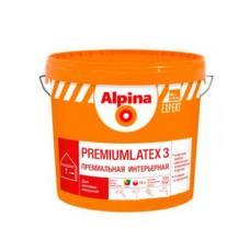 "Водно дисперсионная краска ""Alpina"" 3B3 Premiumlatex (2,35 л)"