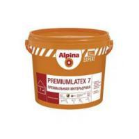 "Водно-дисперсионная краска ""Alpina"" 7 B3 Premiumlatex (9,4 л)"