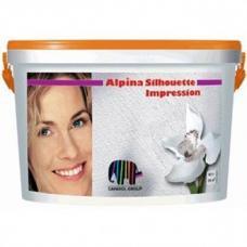 Лазурь Alpina Silhouette Lasur Silber 2,5 л