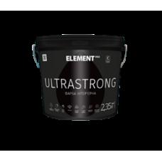 Акриловая краска Element PRO Ultrastrong износостойкая краска, 10л