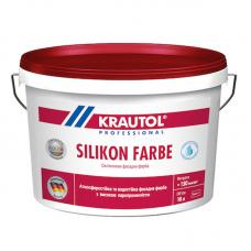 """Фасадная краска силиконовая """"Krautol"""" Silikon Farbe B1 (10 л)"""