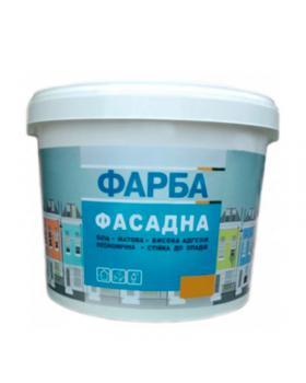 Краска Dufa Эко фасадная 10л (14 кг)