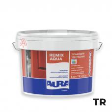 Эмаль акриловая Aura Luxpro Remix Aqua база TR (2.5 л)