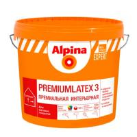 "Водно-дисперсионная краска ""Alpina Expert"" 3 B1 Premiumlatex (10 л)"