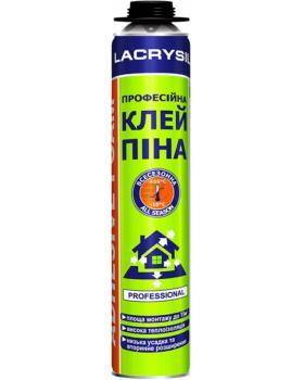 Клей-пена внесезонная LACRYSIL проф. 800 мл