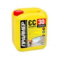 Пластификатор Праймер ЕС-30, 10л (противоморозный)