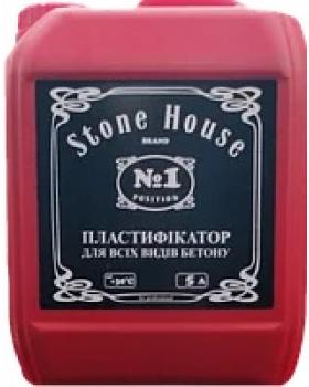 Пластификатор Stonehouse №2 для теплого пола, 5 л