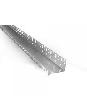 Профиль цокольный 50 мм 2,5 м THERMOMASTER UL