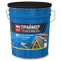 Праймер битумный «ТЕХНОНИКОЛЬ» №1 (готовый) 20 л.