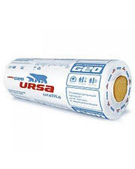 """Утеплитель """"Ursa"""" М-15 50мм 19,52 м.кв (8,00м х 1.22м х 2шт)"""