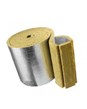 """Минеральная вата """"Knauf"""" Insulation LMF AluR 20 мм (фольгированная)10м²"""