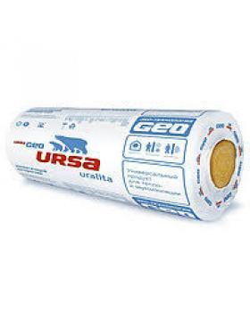 """Утеплитель """"Ursa М-15""""  100мм 9,76 м.кв  (8,00м х 1,2м х 1шт)"""