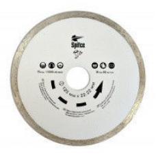 Алмазный диск для керамики и мраморных плит Spitce 125мм