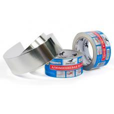 Алюминиевая лента MUSTANG 50мм х 45м алюминий