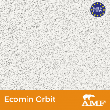 Плита AMF Ecomin Orbit 600*600*13 (16 шт/уп)