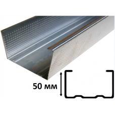 Профиль для гипсокартона CW 100 (4 м) 0,55 мм