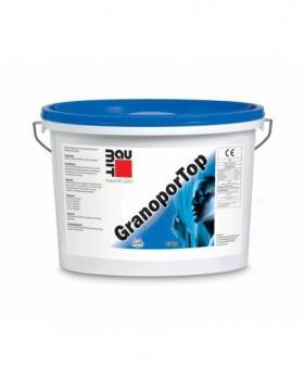 Baumit Гранопор Топ 1,5К штукатурка акриловая (барашек) 25 кг