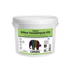 Штукатурка декоративная Caparol Silicon Fassadenputz K15 Transp