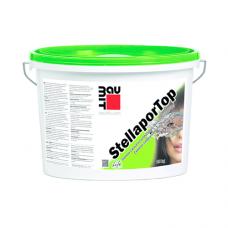 """Штукатурка Baumit Stellapor Top 1,5К силикон-силикатная """"барашек"""""""