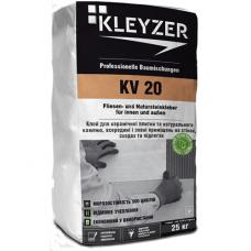 Клей для плитки Kleyzer KV-20 базовый