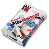 "Клей для мрамора и мозаики ""Baumit"" Флекс Мрамор (25 кг, белый)"