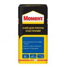 """Клей для плитки """"Момент"""" эластичный (25 кг)"""
