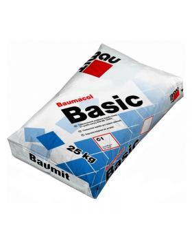 """Клей для плитки """"Baumit"""" Basic (25 кг)"""