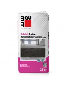 Смесь для стяжки Baumit Estrich-Beton 25кг