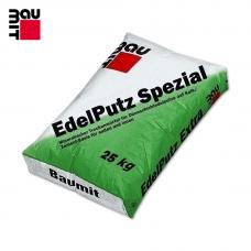 """Штукатурка """"барашек"""" Baumit Edelputz минеральная (зерно 1,5 мм), 25 кг"""