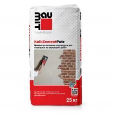 Цементно-известковая штукатурка Baumit KalkZementPutz 25 кг